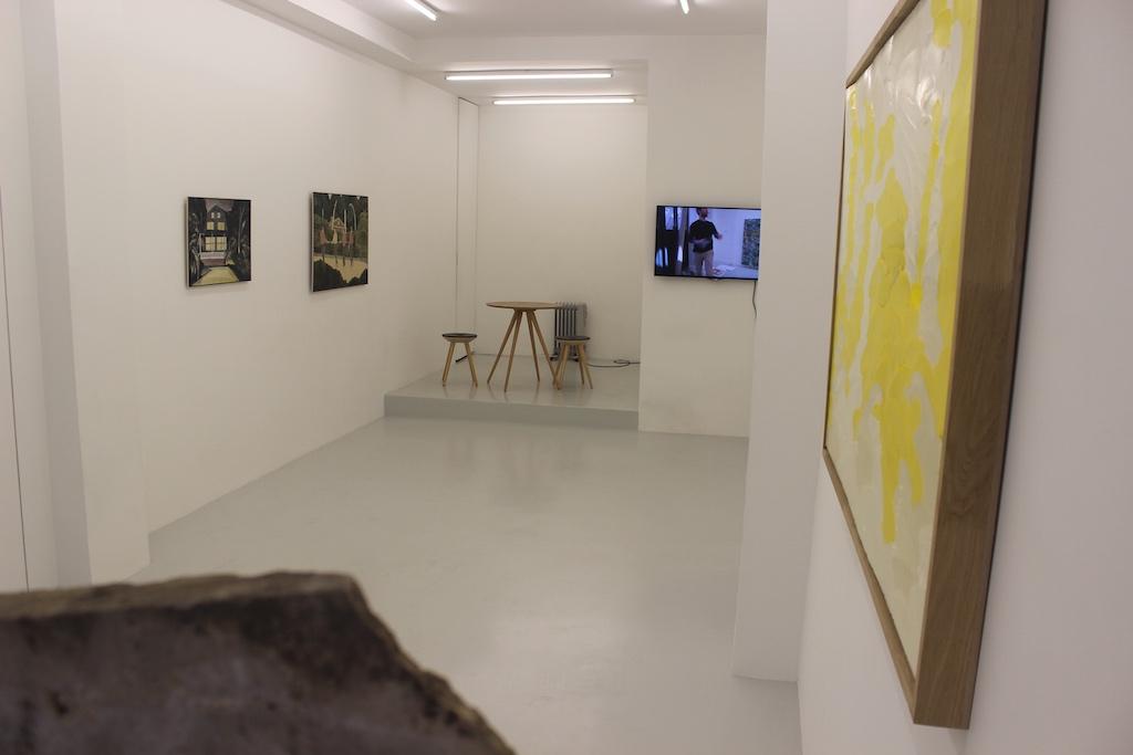 AUTOCONSTRUCTION(S) Exposition collective avec les artistes Sépand Danesh, Julien des Monstiers, Pierre Seinturier, Ken Sortais et Lise Stoufflet @ UC Gallery / Mars 2015